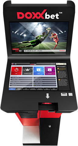 Sportbox machine